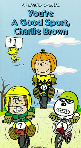 File:You're a Good Sport, Charlie Brown VHS.jpg