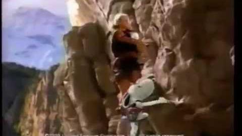MetLife Ad- Rock Climbing (1998)