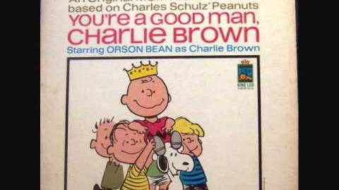 You're a Good Man, Charlie Brown (song)