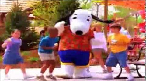 """Cedar Point Commercial """"Camp Snoopy"""" (1)-0"""