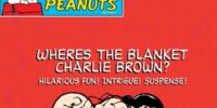 Where's the Blanket, Charlie Brown?