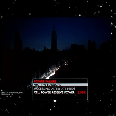 Buscando y accediendo a datos alternativos de Manhattan durante el apagón.