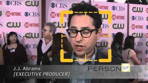 Person of Interest - Person Of Interest - Behind the Scenes