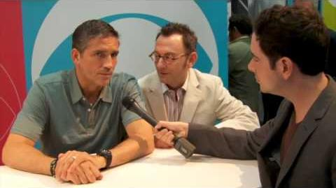 Comic-Con 2012 - Person of Interest Exclusive Meet and Greet