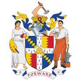 220px-Coat of arms of Birmingham