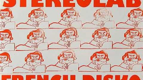 Stereolab-French Disko