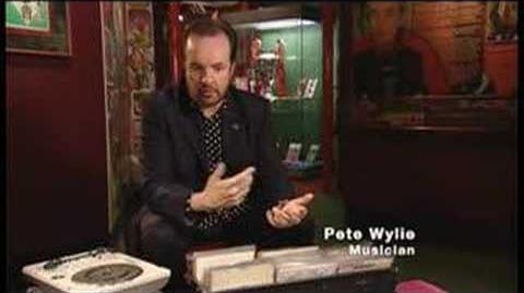 Pete Wylie on John Peel