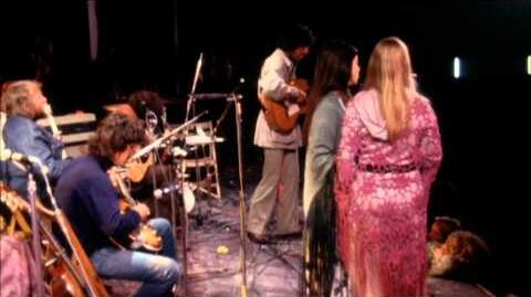 Leonard Cohen - Hey, That's No Way To Say Goodbye ISLE OF WIGHT 1970