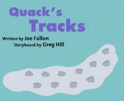 Quack's tracks image