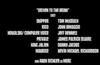 Driven to the Brink-Cast