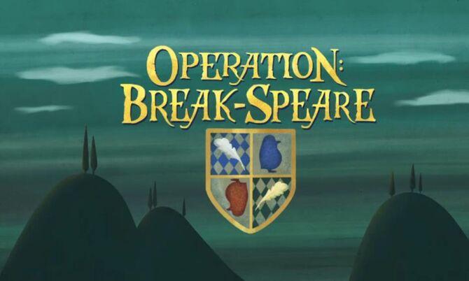 OperationBreakSpeare-Title