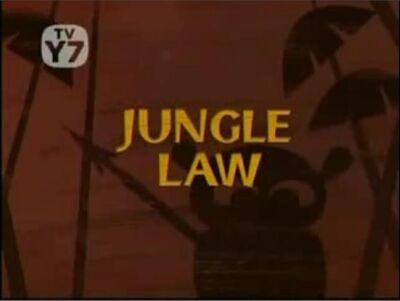 Jungle Law