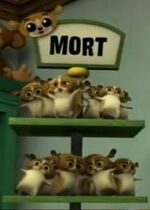 Mort and the Mort Dolls