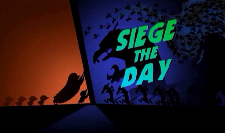 Siege the Day Title