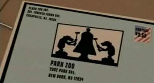 Address of zoo
