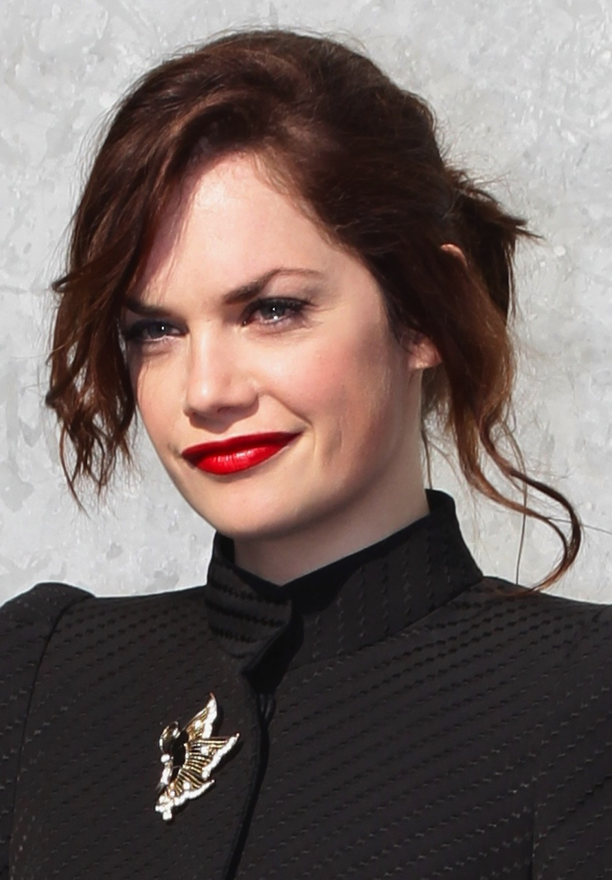 Ruth Wilson: People Don't Have To Be Anything Else Wiki