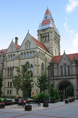File:Main Quadrangle University of Manchester by Nick Higham.jpg