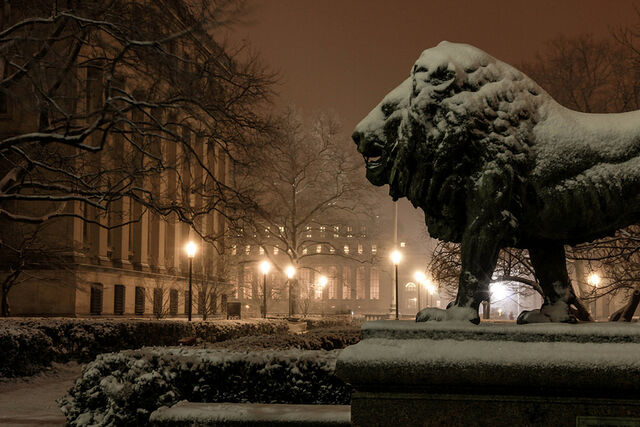 File:Gorgeous Columbia University in snow.jpg