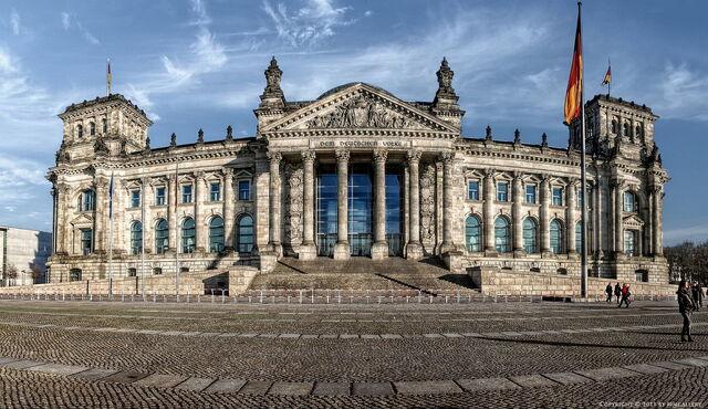 File:Reichstag in Berlin.jpg