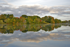 Lake in North Andover