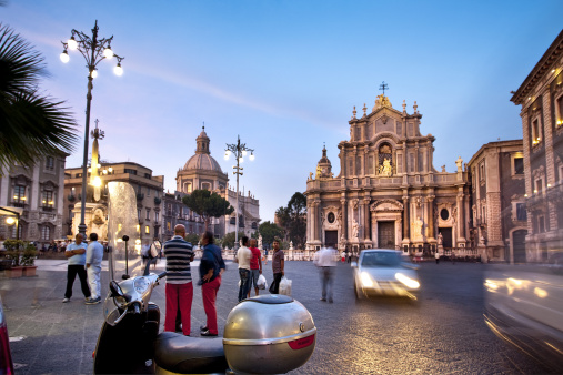 Beautiful Catania