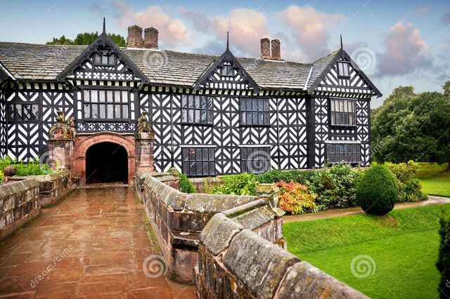 File:Speke Hall tudor manor.jpg