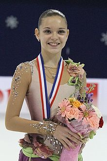 Adelina at Cup of China 2011