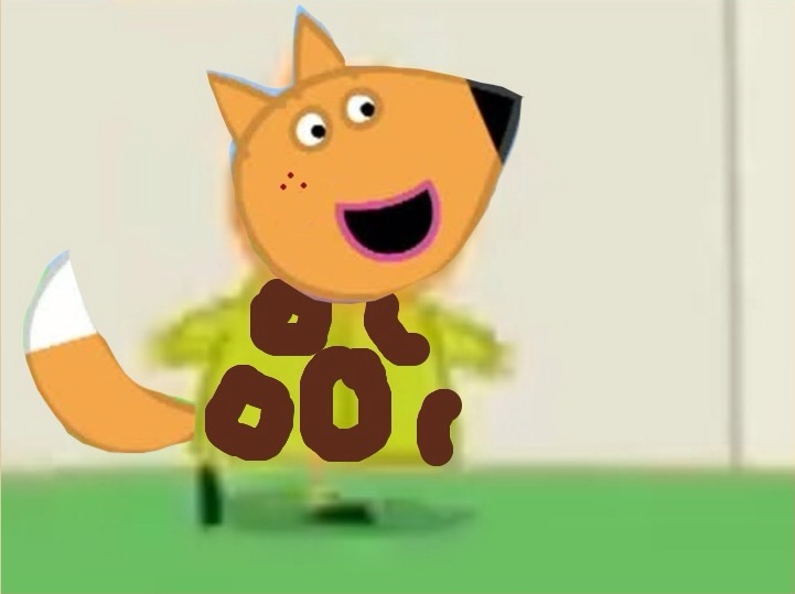 Fantastic Lisa Fox Peppa Pig Fanon Wiki Fandom Powered