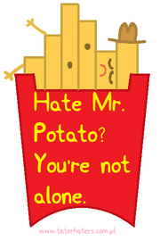 Tater Haters