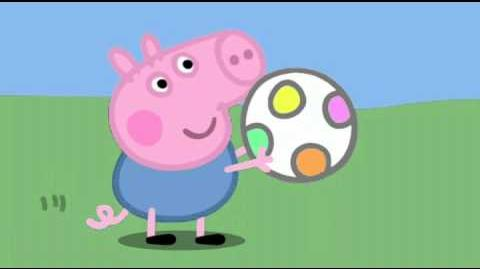 Peppa Pig - Piggy in the middle