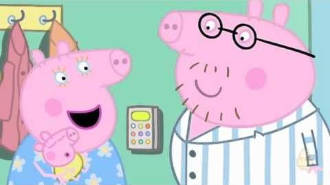 Peppa Pig The Noisy Night