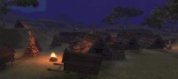 Sirry Wine Camp night