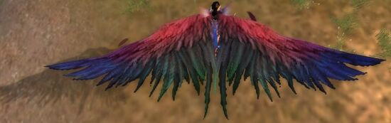 Iridescence Wings