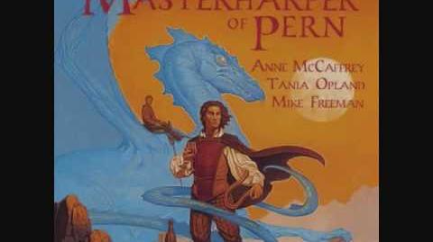 The Masterharper's Ball from Masterharper of Pern CD