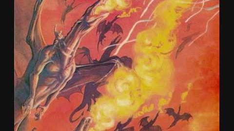 Masterharper of Pern CD- March of the Wings (lyrics)