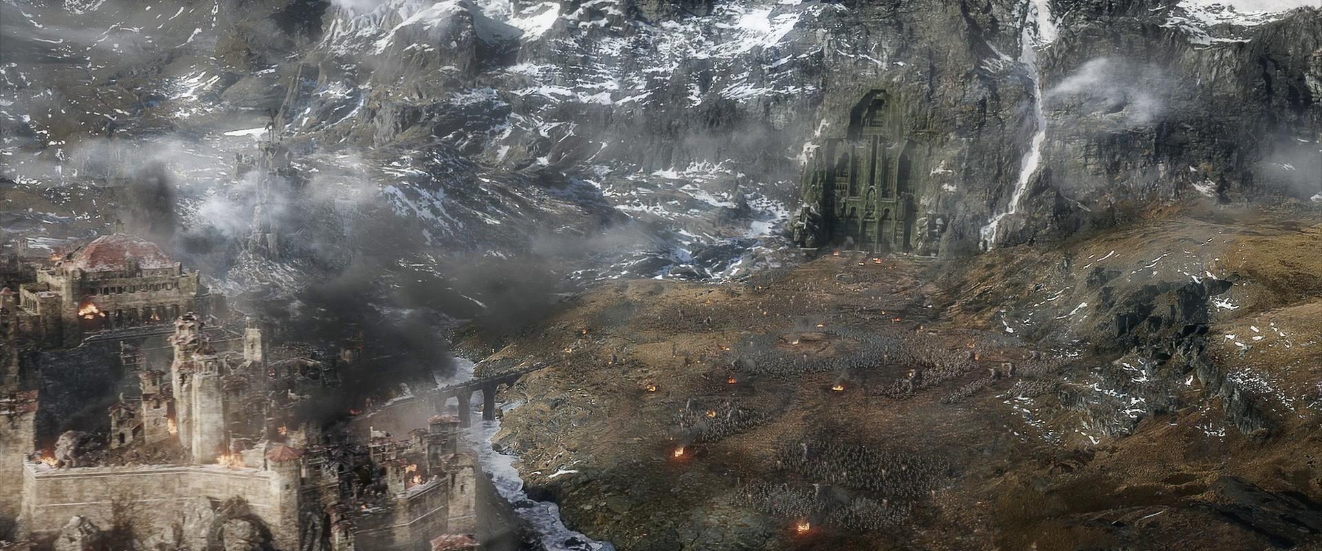 Battle Of Five Armies Peter Jackson S The Hobbit Wiki