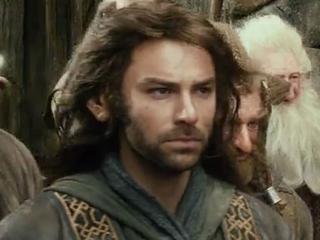 Aidan Turner Hobbit Kili