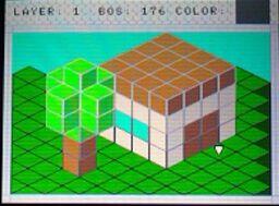 Petit Blocks Logo