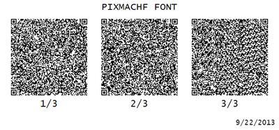 PixmachFONT