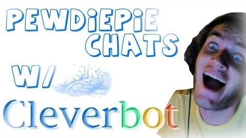 PEWDIEPIE ASKS CLEVERBOT OUT ON A DATE - Cleverbot