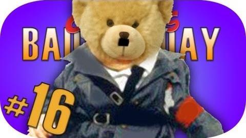 NAZI TEDDYBEAR JUMPSCARES! - Conker's Bad Fur Day (16)