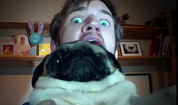File:PewDie and Maya.jpg