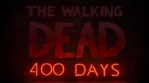 The Walking Dead 400 Days Gameplay DLC (Bonnie) Part 1 Walkthrough Playthrough Let's Play