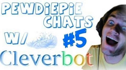 CLEVERBOT RAP! - Cleverbot - Part 5