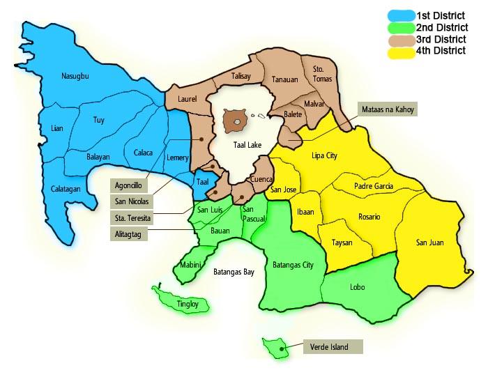 MapBatangas