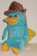 Agent P pillow by Jay Franco & Sons