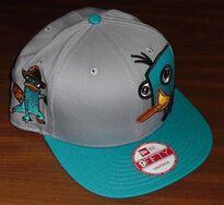 Perry Snapback baseball cap by New Era