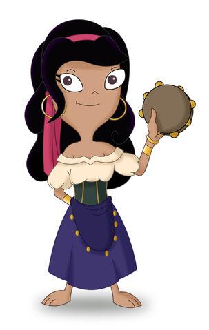 File:Ginger as Esmeralda by JaviDLuffy.jpg