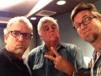 Swampy, Jay and Dan