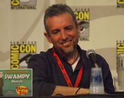 Swampy Marsh Comic-Con 2009